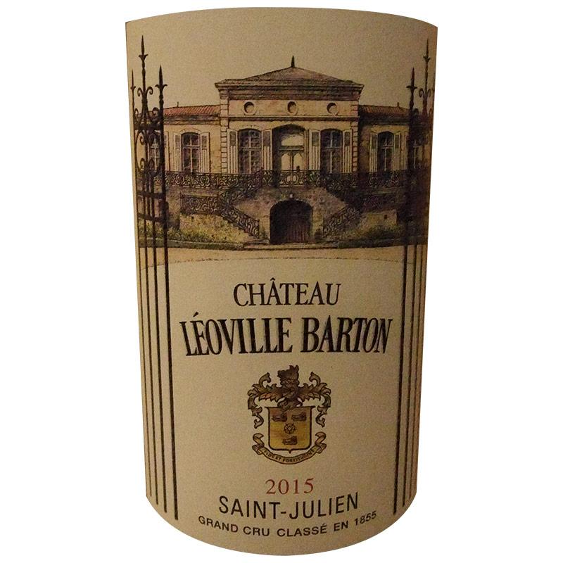 2015 CHATEAU LEOVILLE BARTON