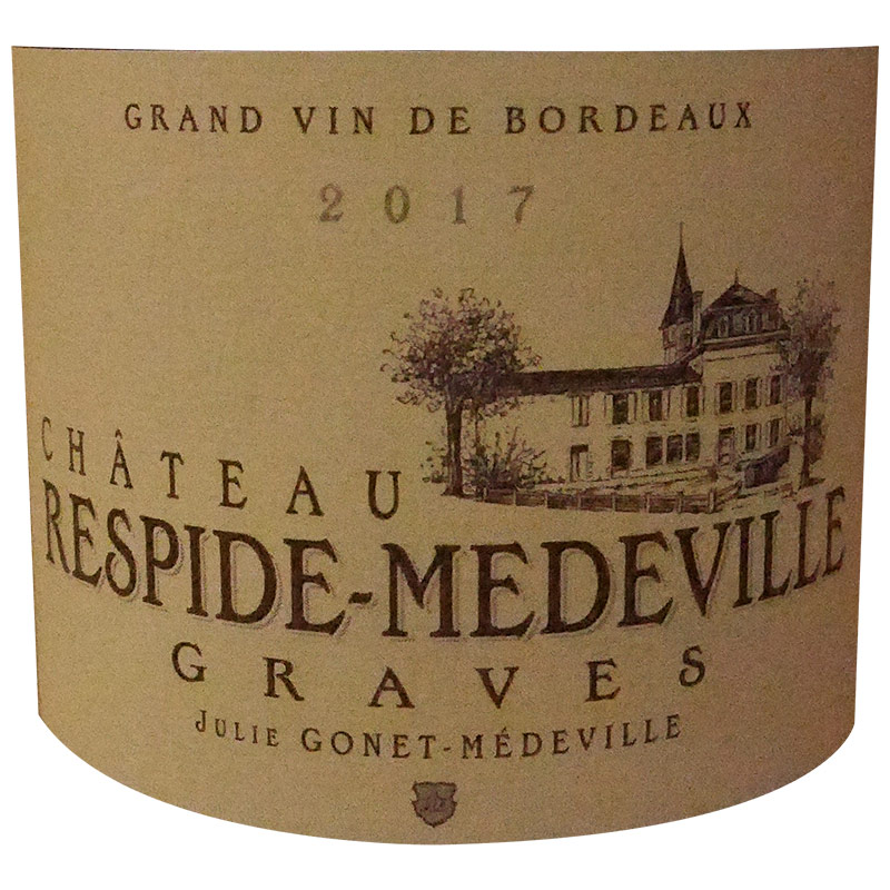 2017 CHATEAU RESPIDE MEDEVILLE ROUGE