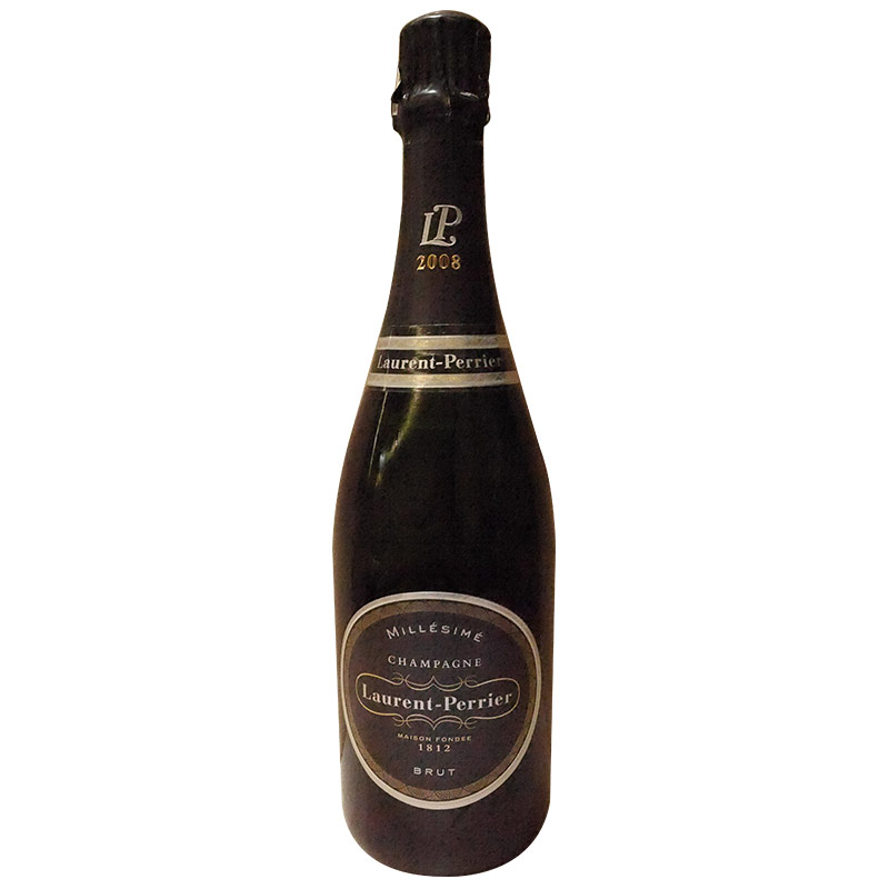 2008 LAURENT PERRIER BRUT MILESIME