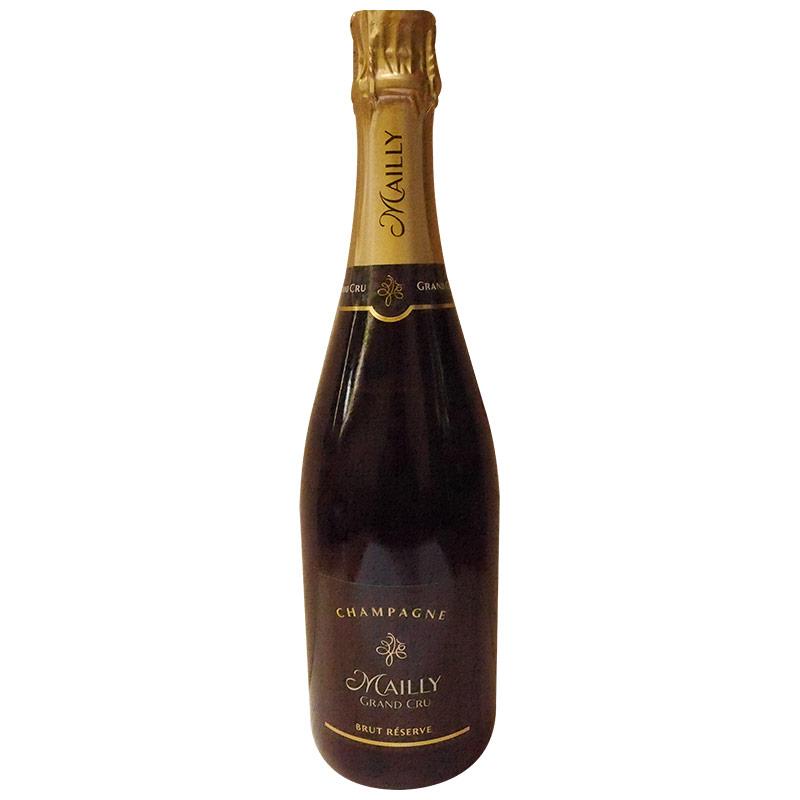 CHAMPAGNE MAILLY RÉSERVE BRUT