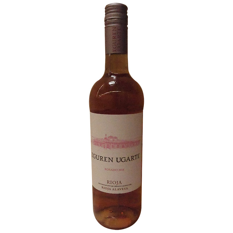 2018 Rioja Rosado